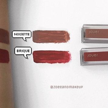 Jouer Long-Wear Lip Creme Liquid Lipstick uploaded by Zoe D.