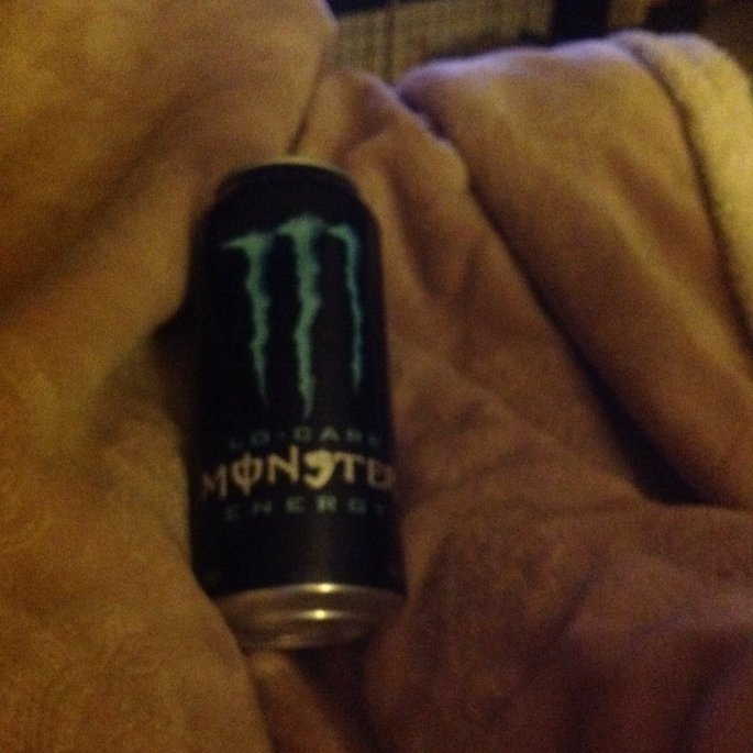 Monster Lo-Carb Energy Drink uploaded by Crystal M.