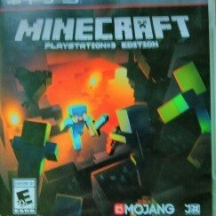 MOJANG/4J STUDIOS Minecraft: PlayStation 3 Edition uploaded by Mipsy M.