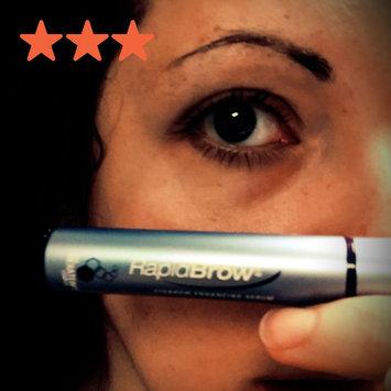 RapidBrow Eyebrow Enhancing Serum, .1 fl oz uploaded by Elizabeth M.