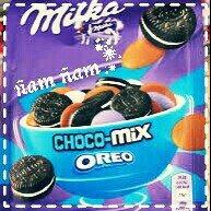 Milka Oreo Choco-Mix uploaded by Martina L.