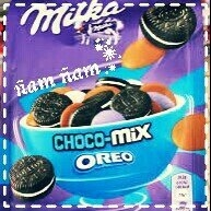 Milka Oreo Choco-Mix uploaded by Martina L.