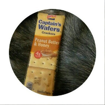 Photo of Lance Captain's Wafers Peanut Butter & Honey Crackers - 8 CT uploaded by Julia V.