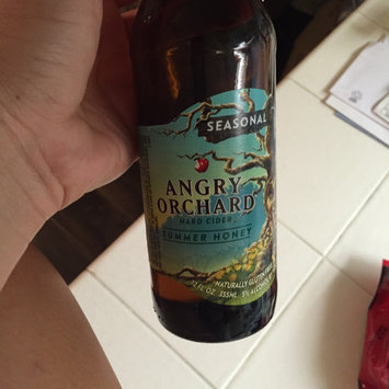 Angry Orchard Cider  uploaded by Nicole L.