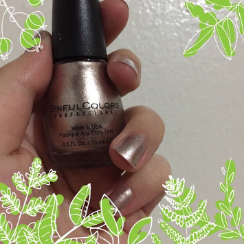 Photo of SinfulColors Professional Nail Color uploaded by Michelle A.
