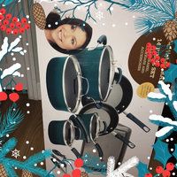 Rachael Ray Hard Enamel Nonstick 14-pc. Cookware Set uploaded by Jackie A.