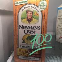 Newman's Own Half & Half Lemonade Iced Tea uploaded by Anna M.