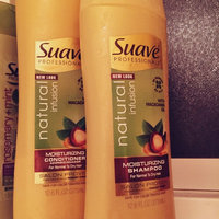Suave Professionals Natural Infusion Shampoo, Macadamia Oil and White Orchid, 12.6 fl oz uploaded by Vanessa B.