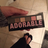 NYX The Adorable Adorable Shadow Palette uploaded by Nashali N.