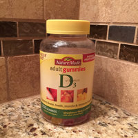 Nature Made Vitamin D3 Adult Gummies uploaded by Melissa K.