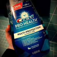 Crest Pro-Health Multi-Protection Refreshing Clean Mint Flavor Mouthwash 1 L uploaded by Emmy G.