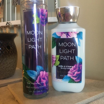 Photo of Bath & Body Works Moonlight Path Fine Fragrance Mist uploaded by shoemakeupnailfashionholic ..