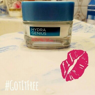 L'Oreal Paris Hydra Genius Extra Dry Skin Daily Liquid Care uploaded by Kayla R.