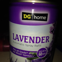 DG Home Automatic Spray Refill - Lavender uploaded by Brittney L.