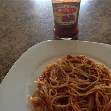 Photo of Bertolli® Organic Traditional Tomato & Basil Sauce uploaded by Barefoot by the Sea  .