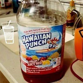 Hawaiian Punch : Punch Fruit Juicy Red uploaded by Marieli C.