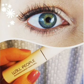 Photo of W3LL People Expressionist Pro Mascara - Pro Brown - .12 oz uploaded by Tina T.