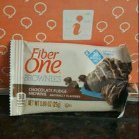 Fiber One 90 Calorie Chocolate Fudge Brownies uploaded by Cece A.