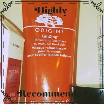 Photo of Origins GinZing Refreshing Mask to wake up tired skin uploaded by Erica S.