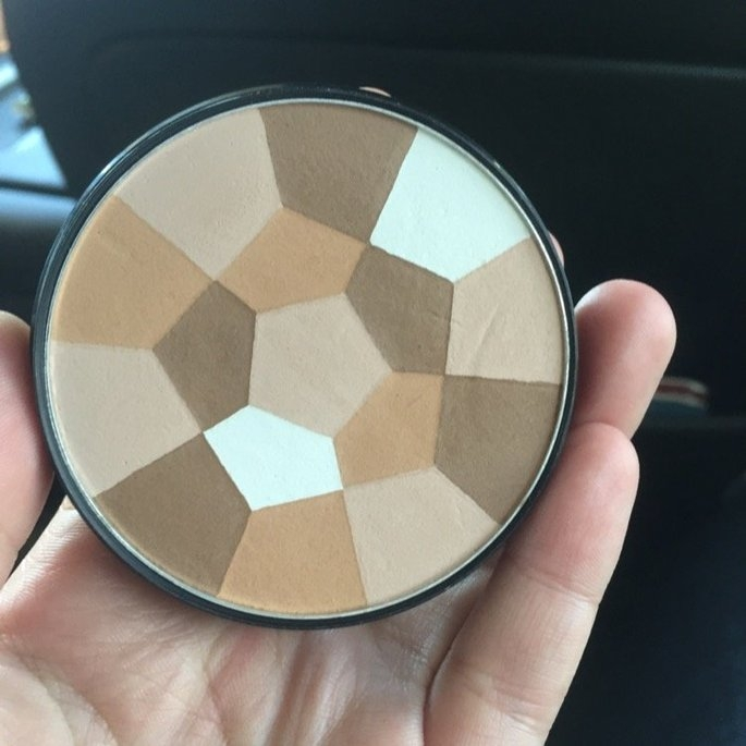 NYC Color Wheel Mosaic Face Powder uploaded by Mackenzie H.