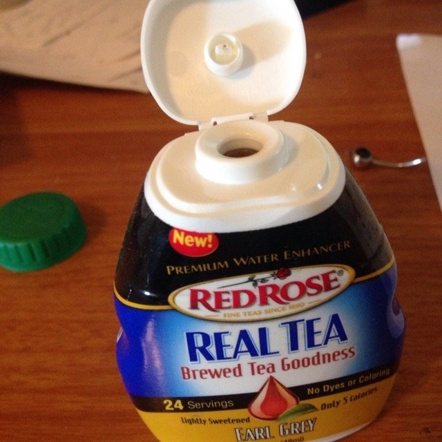Red Rose® Real Tea Earl Premium Water Enhancer uploaded by Kerry H.