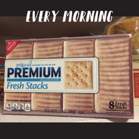 Nabisco Premium Original Fresh Stacks Saltine Crackers uploaded by Pat C.