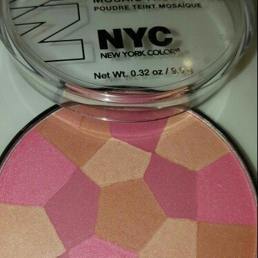 NYC Color Wheel Mosaic Face Powder uploaded by Terri B.