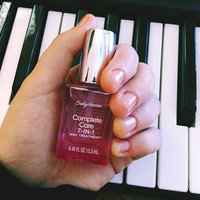 Sally Hansen® Complete Care 7 in 1 Nail Treatment™ uploaded by Payton T.