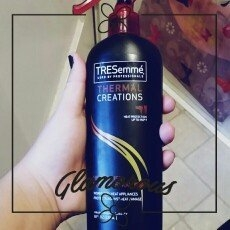 TRESemme Thermal Creations Heat Tamer Protective Spray uploaded by Marieli C.