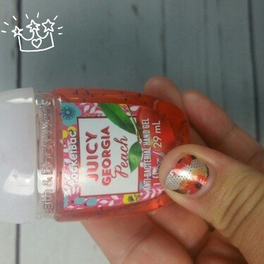 Bath & Body Works PocketBac Hand Sanitizer Gel Sweet Peach Tea uploaded by NICOLE T.
