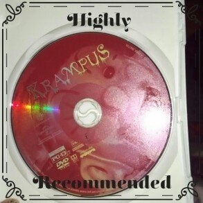 Krampus DVD uploaded by kimberly c.