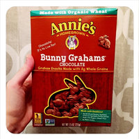 Annie's® Homegrown Bunny Grahams Snacks Chocolate uploaded by Taylor A.