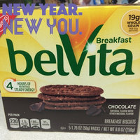 Nabisco belVita Breakfast Biscuits Chocolate uploaded by Lacey F.