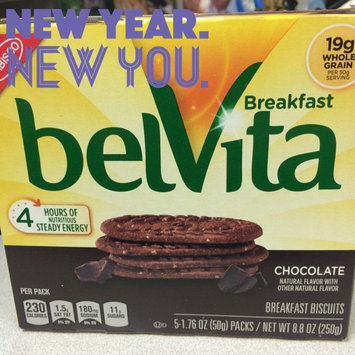 Photo of Nabisco belVita Breakfast Biscuits Chocolate uploaded by Lacey F.