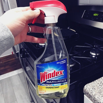 Photo of Windex Disinfectant Cleaner Multi-Surface 23 Fluid Ounces uploaded by Matthew S.