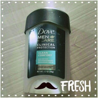 Dove Men+Care Clinical Protection Antiperspirant & Deodorant uploaded by Crystal B.