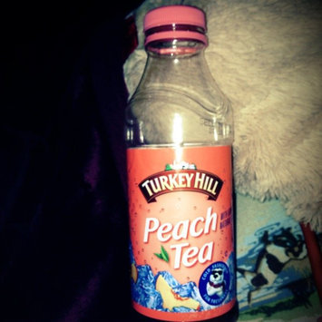 Photo of Turkey Hill Peach Tea 18.5 fl. oz. Bottle uploaded by Shawnice A.