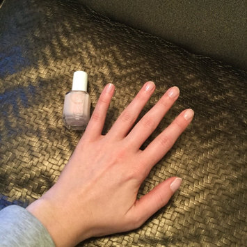 Photo of essie Treat Love & Color Nail Strengthener uploaded by Mallory C.