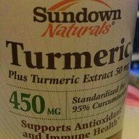Sundown Naturals Turmeric 450mg uploaded by Loretta L.