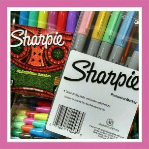 Photo of Sharpie Permanent Marker uploaded by Melissa R.