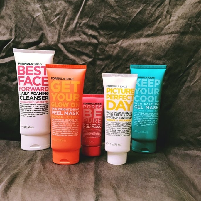 Formula 10.0.6 Best Face Forward Daily Foaming Cleanser, 5 fl oz uploaded by Kaylie S.