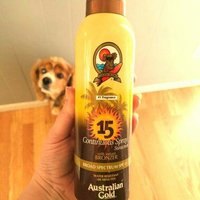 Australian Gold Continuous Spray with Instant Bronzer SPF 15 uploaded by Kelly O.