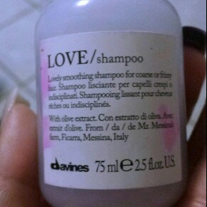 Photo of Davines Love Lovely Smoothing Shampoo 8.45 oz uploaded by Adriana R.