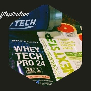 BodyTech Whey Pro 24 Protein Powder, Strawberries & Cream uploaded by Jazmin F.