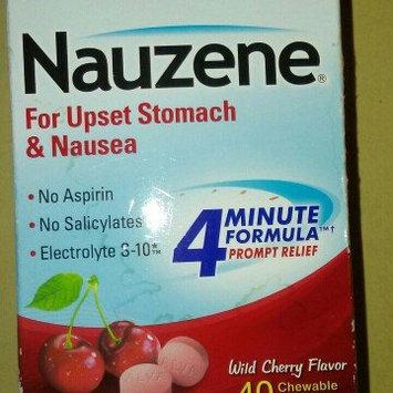 Photo of Nauzene Chewable Tablets for Nausea uploaded by Cadesha C.