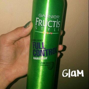 Photo of Garnier Fructis Style Full Control Anti-Humidity Aerosol Hairspray uploaded by Lisa C.