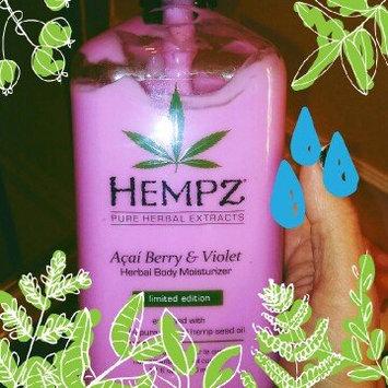 Acai Berry & Violet Herbal Body Moisturizer uploaded by Christina C.