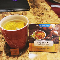 Numi Organic Turmeric Tea Golden Tonic uploaded by Patricia W.