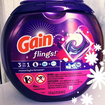 Gain Flings! Moonlight Breeze Laundry Detergent Pacs uploaded by Tessa L.