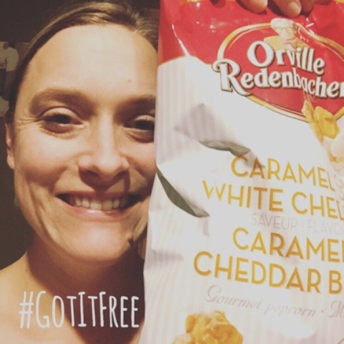 Orville Redenbacher's® Caramel White Cheddar Popcorn uploaded by Denise S.